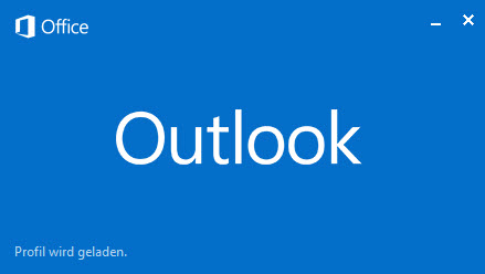 Outlook 2013 Hosted Exchange