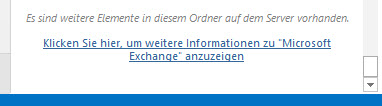 Outlook Offlineoptionen