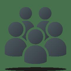 Domains, Kunden und Abonnenten