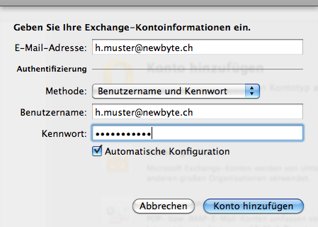 exchange-kontoinformationen-01