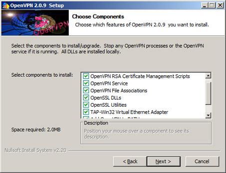 OpenVPN unter Windows - Anleitung | MvA Internet Services